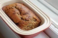 try this whole wheat banana bread
