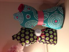 DIY mannequin pincushions using free pattern from www.thediydish.com