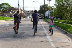 good job kid stay in bike lane