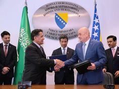 Saudi Delegation Eyes Future Investments in Bosnia