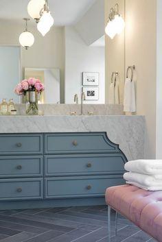 {Design Inspiration}: Marble Alternatives | Bria Hammel Interiors