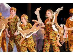 'Disney's The Lion King, Jr.' by NewArts Newtown Musicals - My Review - Naugatuck, CT Patch