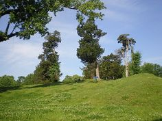 Vicksburg Civil War Battlefield, MS - These are all so peaceful NOW.  Hard to imagine the horror that went on!