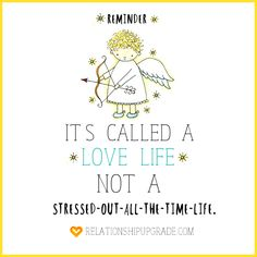Reminder: It's called a #love life - not a #stressed out all the time life. Get tools and support to say NO to toxic love - via this free online webinar NO MORE TOXIC RELATIONSHIPS on March 13th. Click image to sign up now