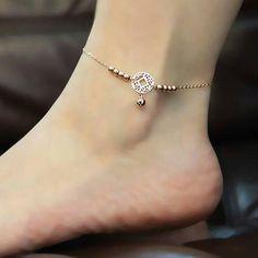 Love anklets!
