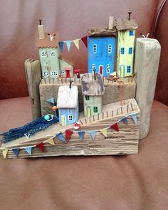 #sea #driftwood #reclaimedwood #seaside #coast #upcycle #recycle #driftwoodsculpture #harbour Told you I couldn't stop myself! These blocks were prepared ready for work in the autumn/winter but couldn't resist making complete sculptures. All will be on my etsy shop later.