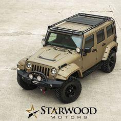 Unlimited Jeep Customization http://www.starwoodmotors.com/web/Custom_Jeeps/