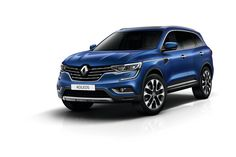 New #Renault #KOLEOS  (c) Renault Marketing 3D-Commerce