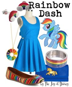 This is definitely the best rainbow dash collection i've seen!