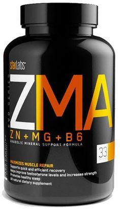 Met-rx ZMA 90 Capsule