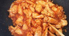 鶏胸肉が本格中華に変身♪ 値段もお手頃なので、沢山作ってモリモリ食べれます(^-^)