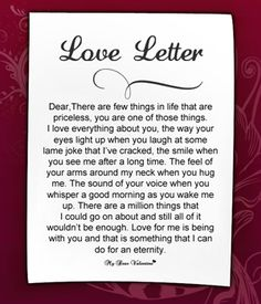 167 best love letters quotes for her images on pinterest a nice love letter to ex girl friend let love loose to last forever letter to my ex girlfriend pics photos romantic letters spiritdancerdesigns Gallery