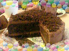 オールドファッションチョコレートケーキ~チョコレート好きにはたまらんずっしり濃厚なチョコケーキ / バレンタイングランプリ2014【ヤマサ醤油株式会社】