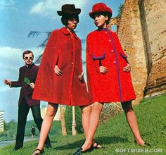 Soviet Russian fashion. Regina Zbraskaya