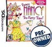 Fancy Nancy: Tea Party Time — PRE-Owned - Nintendo DS, 785138363684