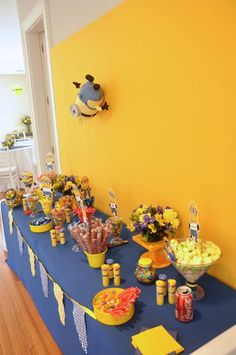Despicable Me Minion Party