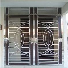 Supplier of SS Window Grills from New Delhi,Delhi,India,ID: 10925949512 - Mobile Site Grill Gate Design, Window Grill Design Modern, House Main Gates Design, Balcony Grill Design, Balcony Railing Design, Iron Gate Design, House Grill Design, Steel Grill Design, Steel Railing Design