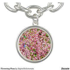 Flowering Plum Bracelet
