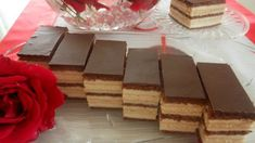 Chod: Zákusky a koláče - Page 35 of 257 - Mňamky-Recepty. Something Sweet, Nutella, Tiramisu, Treats, Baking, Ethnic Recipes, Food, Author, Sweet Like Candy