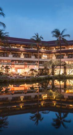InterContinental Bali Resort, Jimbaran. #familytravel #bali #hotel