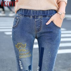 3ace81718 62 Best Ripped Jeans images