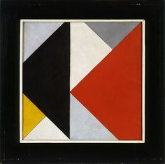 Vandoesburg Counter composition XIII - Theo van Doesburg - Wikimedia Commons