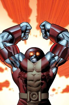 COLOSSUS with Juggernaut power