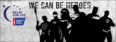 relay for life facebook cover | Relay Facebook Covers (Theme: Superheroes)