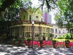 Chalé da Praça XV -  Porto Alegre - Brasil