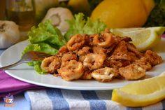 Anelli di totani al forno, buoni come quelli fritti   from GialloZafferano Blog