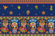 bogota patterns