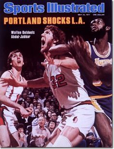 Kareem Abdul-Jabbar, Basketball, Los Angeles Lakers