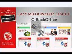 O que é o Backoffice dos Lazy Millionaires