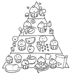 Food Pyramid Coloring Pages Pyramid Coloring Page New Nutrition Pages Elegant 20 Food Of With. Food Pyramid Coloring Pages Free Coloring Pages Of Food. Penguin Coloring Pages, Food Coloring Pages, Online Coloring Pages, Printable Coloring Pages, Free Coloring, Coloring Pages For Kids, Coloring Sheets, Kids Coloring, Food Pyramid Kids