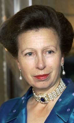 Queen Elizabeth has also worn the pearl and sapphire choker that was bought by Queen Mary from the estate of Empress Maria Feodorovna though she seems to have given it to Princess Anne now.