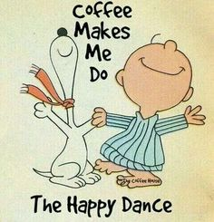 There are a few things that make me do the happy dance :)