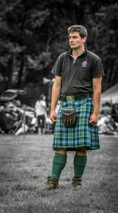 Games official at Lochearnhead Highland Games 2012.