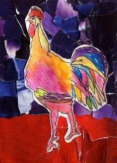 Spring Chickens by Art Yowza