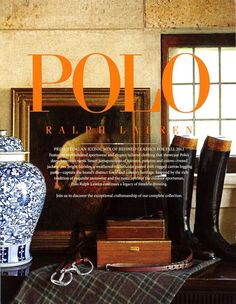 b78badb6eaf231 Polo Ralph Lauren Fall 2012 Catalog (Polo Ralph Lauren) Ralph Lauren  Fabric, Ralph