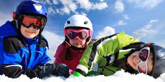 in ski clothing. Closeup of three young children in ski he.Children in ski clothing. Closeup of three young children in ski he. Childrens Ski Wear, Prescription Safety Glasses, Best Ski Goggles, Sports Frames, Kids Skis, Ski Helmets, Best Skis, Family Images, Bicycle Helmet