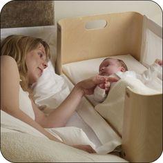 Moisés e noites menos cansativas nos primeiros meses de vida do bebê.