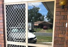 Mirror tint for increased security and privacy. Home Office Window Tinting Brisbane City, Southside, Logan Tinted House Windows, Frosted Window Film, Brisbane City, Window Films, Home Office, Toronto, Home Improvement, Outdoor Decor, Logan
