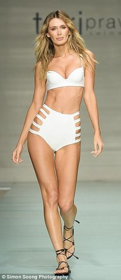 Miami Swim Week catwalks' eight hottest trends as revealed by FEMAIL | Daily Mail Online