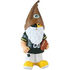 Green Bay Packers Team Mascot Gnome...@Beth Hansen!!