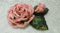 French wired ribbon rose | Flickr - Photo Sharing!