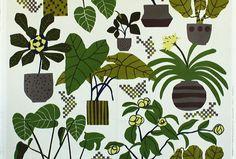 マリメッコ生地(布)IKKUNAPRINSSI(クナプリンッシ・窓辺のプリンス)商品画像