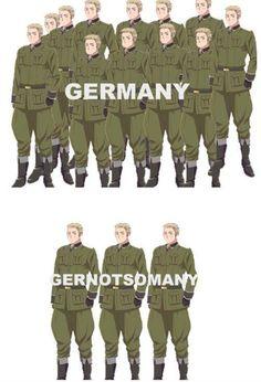Germany XD Hetalia