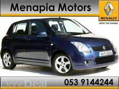 Discover All New & Used Cars For Sale in Ireland on DoneDeal. Buy & Sell on Ireland's Largest Cars Marketplace. Now with Car Finance from Trusted Dealers. Suzuki Swift, Car Finance, New And Used Cars, Cars For Sale, Ireland, Cars For Sell, Irish