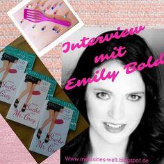 Sympathisch und mit homorvollen Akzent - Interview mit Emily Bold, #Interview #Autorin #EmilyBold Interview mit Emily Bold, Buchblogger, deutschsprachig, Pfannenwender, Mr. Grey, Mrs Grey, Humor, Liebe, Buchtipp, Autoreninterview