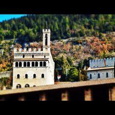 Precious smalltown... #Gubbio , the Middleages